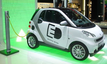 Mondial 2008 - Smart Electric Drive - Photo 1