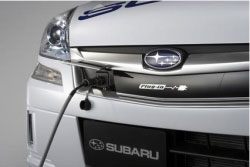 Japon - Subaru va fabriquer la Stella �lectrique - Photo 1